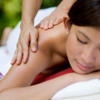 Massage épaule
