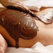 Enveloppement au chocolat