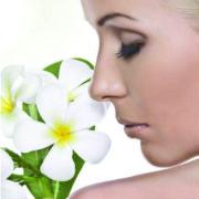 Visage et Fleur
